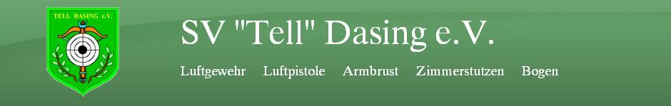 Schützenverein Tell Dasing e.V.